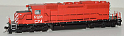 Bowser 24450 HO GMD SD40-2 DCC Ready - Canadian National CN (ex Ontario Hydro) #5392
