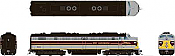 Rapido 28521 HO - EMD E8A (DC/DCC/Sound) Erie Lackawanna - Grey and Maroon #816