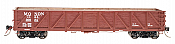Intermountain Railway 46620-06 HO USRA Composite Drop-Bottom Gondola -Ready to Run-Monon #30273