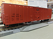 Athearn 18424 HO Scale - RTR 50 Ft NACC Box - CPAA #166454