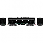 Athearn Genesis G19544 HO Scale - F7B EMD F-Unit Diesel - DCC & Sound - Southern Pacific/ Freight #8199