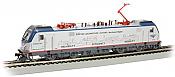 Bachmann 67406 HO - Siemens ACS-64 - DCC & Sound - Amtrak/Mobility Scheme #602