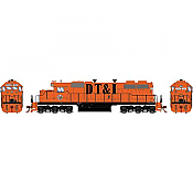 Athearn RTR 88949 - HO SD38 - DCC/Sound - DT&I #254