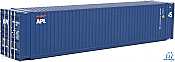 Walthers 8568 HO SceneMaster - 45 Ft CIMC Container - Assembled - American President Lines