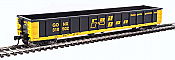 Walthers 6226 HO Scale - 53Ft Railgon Gondola - Ready To Run - Railgon GONX #310502