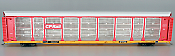 InterMountain OVR Exclusive - HO Bi-Level Auto Rack - CP Rail/TTGX #963800