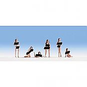 Noch 15958 HO Nude Female Models (6)