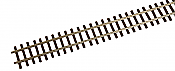 Micro Engineering 10110 - HO/HOn3 Code 70 Narrow Gauge Flex-track - Non-weathered 3ft Section (6pcs)