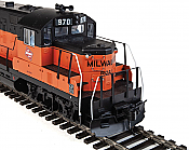 Walthers Mainline 258 - HO Diesel Detail Kit - For EMD GP9 Phase II