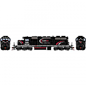 Athearn RTR 88942 - HO SD38 - DCC/Sound - CanDo Rail Services #5202