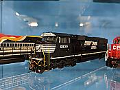 Athearn G65203 HO SD60E - DCC Ready, Norfolk Southern NS #6952