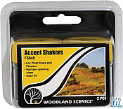 Woodland Scenics Field System 646 Accent Shakers (2pcs)
