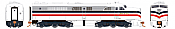 Rapido 23039 HO - PA-1 Single Locomotive - DCC Ready - American Freedom Train #1776