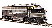 Broadway Limited 4866 HO Scale EMD F7A NYC Short Lightning Stripe Paragon3 Sound/DC/DCC No.1641