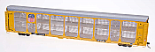 InterMountain 45258 - HO Bi-Level Auto Rack - UP Rack/TTGX Flat Car #981785