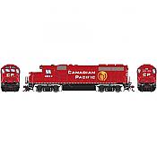 Athearn Genesis G65168 - HO GP40-2 Diesel - w/DCC & Sound - CP Beaver #4654