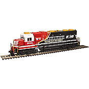 Atlas 10002405 HO GP38 Gold Series  with Sound Norfolk Southern -First Responders #5642