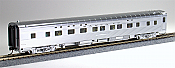 Walthers Proto 9351 - HO San Francisco Chief 85ft Budd Pine Series 10-6 Sleeper - Santa Fe (Deluxe)