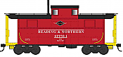 Bowser 42572 - HO N5 Caboose - Reading & Northern #477514