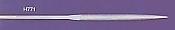 Mascot Precision Tools - 771- Individual File - Half Round