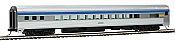 Walther's MainLine HO 30205 85' Budd Small-Window Coach  - Ready to Run - Via Rail Canada