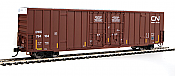 Walthers 2925 Mainline HO 60ft High Cube Plate F Boxcar Canadian National DWC #794104