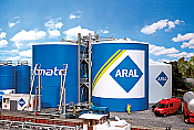 Faller Gmbh HO 130485 Aral Oil Tank Farm