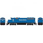 Athearn Genesis G65162 - HO GP40-2 Diesel - w/DCC & Sound - B&M #313