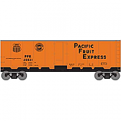 Athearn Roundhouse HO 2201 40ft Steel Reefer PFE/Late #20021
