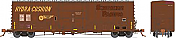 Rapido 137009-F HO Scale - B-100-40 Boxcar: Columbus & Greenville - CAGY - Single Car #272