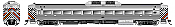 Rapido 16580 HO RDC-1- Phase 1b - American Versions - Penn Central -#45 DCC & Sound