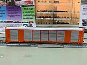 Atlas 20005657- HO Gunderson Multi-Max Auto Rack BNSF (Orange) No.696201