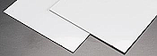 Plastruct 91006 Grey ABS Sheets 0.08 (2pcs pkg)
