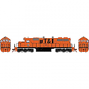 Athearn RTR 88947 - HO SD38 - DCC/Sound - DT&I #250