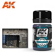 AK Interactive 2039 Air series Kerosene Leaks and Stains Kerosene Enamel Wash 35ml