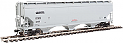 Walthers Mainline - 7613 HO 60 ft NSC 5150 3-bay Covered Hopper - Cargill ICMX #1011