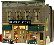 Woodland Scenics 5021 - HO Built-&-Ready Landmark Structures - Lubeners General Store