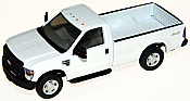 River Point Station 536505701 Ford F-350 Pickup Truck w/Standard Cab & Long Box - White