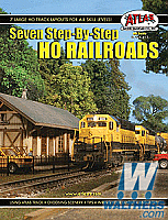 Atlas 13 Seven Step-by-Step HO Railroads