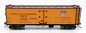 Intermountain 47410-16 HO Scale - R-40-19 Wood Refrigerator Car - PFE Single Herald #63184