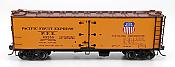 Intermountain 47410-16 HO Scale - R-40-19 Wood Refrigerator Car - PFE Single Herald #63184