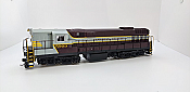 Van Hobbies  - HO Brass Canadian Pacific Train Master #8909 DC Non Sound - Estate Brass Locomotive