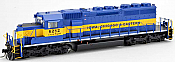 Bowser 25053 - HO GMD SD40-2 - DCC Ready - ICE ex/CP (City of Buffalo) #6212