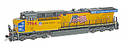 Intermountain Railway HO 49740S-01 GE ES44AC Union Pacific - C45ACCTE DCC & Sound #7964 5000TH