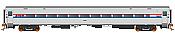 Rapido 528005 - N Scale Horizon Fleet Coach - Amtrak Phase III Narrow - No #