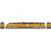 Athearn Genesis G71646 HO Scale - DDA40X - w/DCC & Sound - Union Pacific #6910