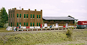 Walthers Water Street Freight Terminal