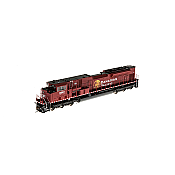 Athearn Genesis HO Scale SD90MAC-H Phase 2 DCC and Sound Canadian Pacific #9301-Pre Order