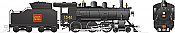 Rapido 603516 HO H-6-d Canadian National Railway #1341 DC/DCC/Sound Pre-Order coming 2020