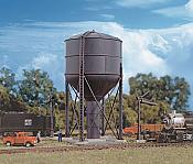 Walthers 3817 N Scale Cornerstone Steel Water Tank